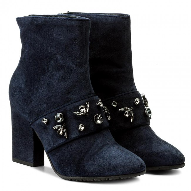 Perfekt Stiefeletten GINO ROSSI - Lilia DBH646-T01-0020-5300-0 55 - Boots - Stiefel und andere - Damenschuhe Wgr9m