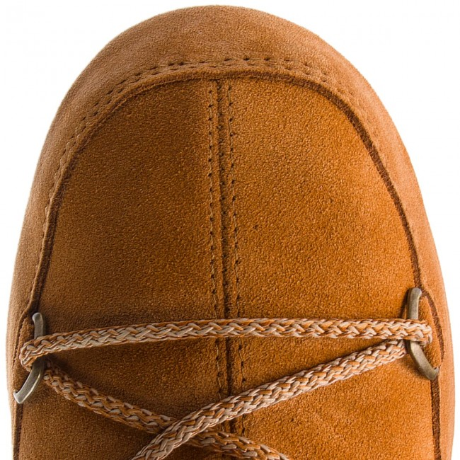 Schneeschuhe MOON BOOT Low Suede Wp 24008300004 Whisky