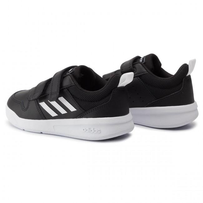 Besonders Schuhe adidas - Tensaurus C EF1092  Cblack/Ftwwht/Cblack - Klettverschluss - Halbschuhe - Mädchen - Kinderschuhe SwqCp
