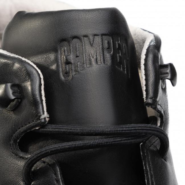 Besonders Schnürschuhe CAMPER - Chasis Sport K300236-004 Black - Schnürschuhe - Stiefel und andere - Herrenschuhe TEaw2