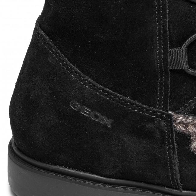 Großhandelsqualität Stiefel GEOX - J Thymar G.B J944FB 00022 C9999 D Black - Stiefel - Stiefel und andere - Mädchen - Kinderschuhe Gtj8q