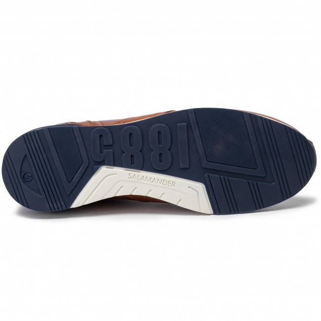Salamander Herren Avato Sneaker, Braun (Cognac 7), 42 EU
