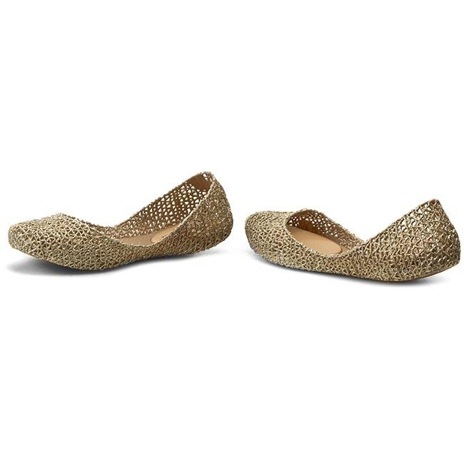 Ballerinas MELISSA - Campana Papel VII Ad 31512 Gold Glitter 50712 - Ballerinas - Halbschuhe - Damenschuhe gDoO0jl4