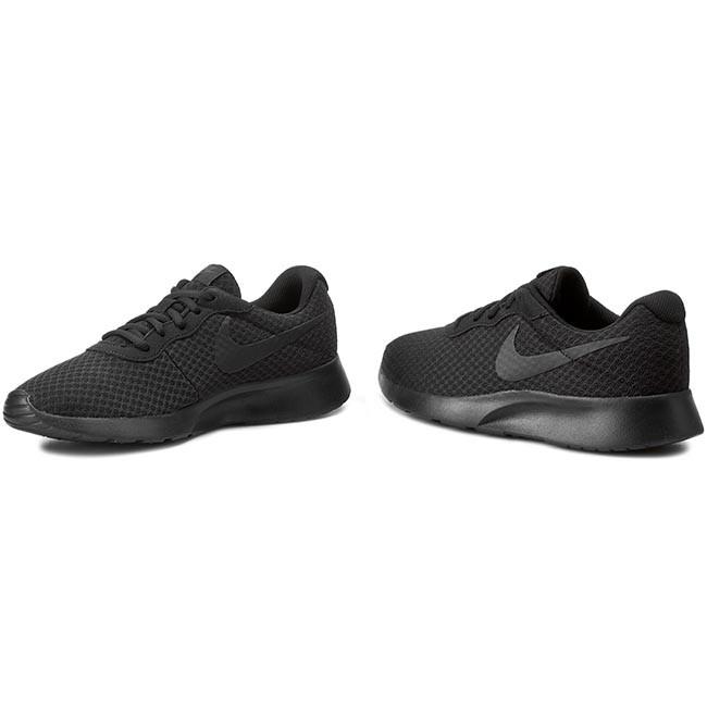 Nike Tanjun SCHUHE Sneaker Herren 812654 001 schwarz 42 5