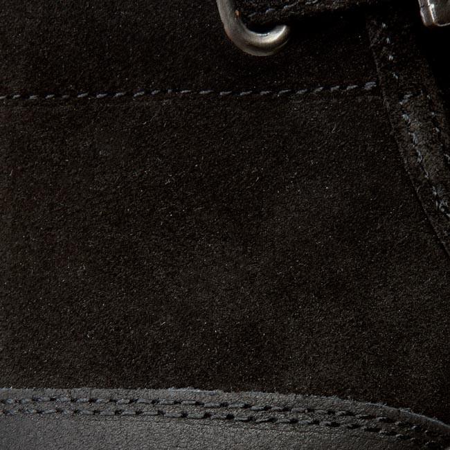 Bardo Stiefeletten Emu W11338 Black Australia Yf7bgy6