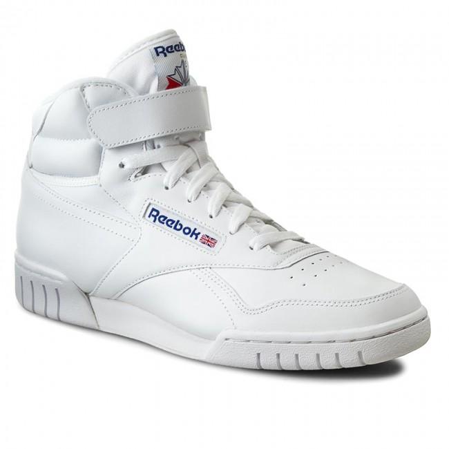 Schuhe Reebok - Ex-O-Fit Hi 3477 White Int