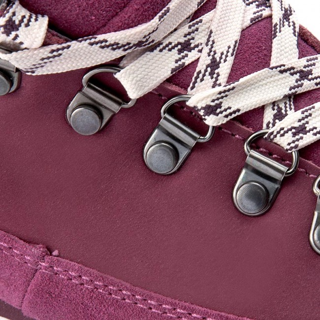 Trekkingschuhe CMP Heka Wmn Hiking Shoes Wp 3Q49556 Berry C756