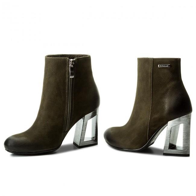 Stiefeletten R.POLAŃSKI - 0894 Oliwka Nubuk - Boots - Stiefel und andere - Damenschuhe 0XWRz2gm