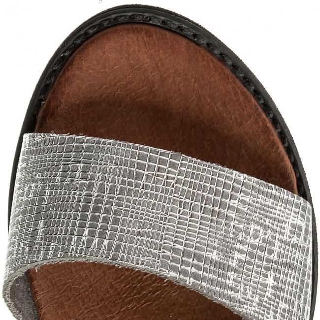Sandalen NESSI - 18382 Czarny/Szary St - Alltägliche Sandalen - Sandalen - Pantoletten und Sandaletten - Damenschuhe HOQyPB2R