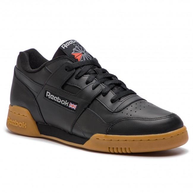 Schuhe Reebok - Workout Plus CN2127 Black/Carbon/Red/Royal
