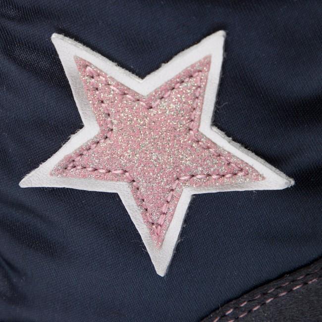 Mädchen Schnürschuhe Glitzer Pink Rosa Marke SuperFit Gore