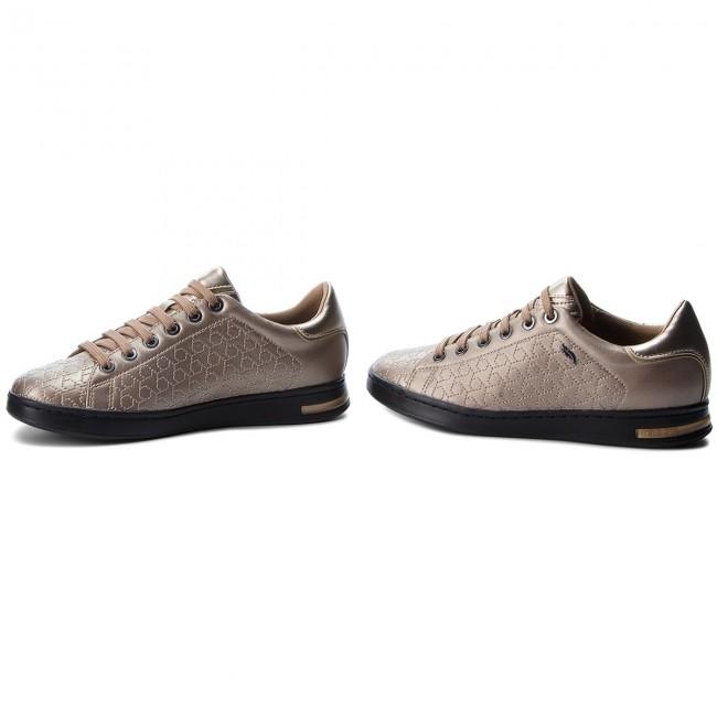 Sneakers GEOX - D Jaysen A D621BA 0BVNF CB500 Champagne - Sneakers - Halbschuhe - Damenschuhe 8vSP2uoC