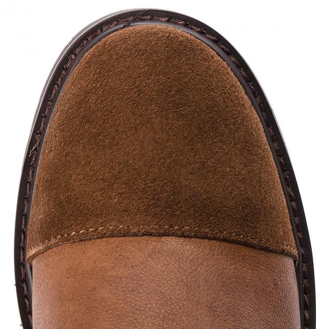 Stiefeletten EMU AUSTRALIA - Pinjarra W11812 Oak - Boots - Stiefel und andere - Damenschuhe 9fsh8WNB