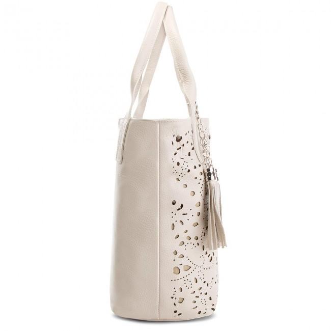 Tasche CREOLE - K10554 Beż - Shopping Bags - Handtaschen akmpBeZ1