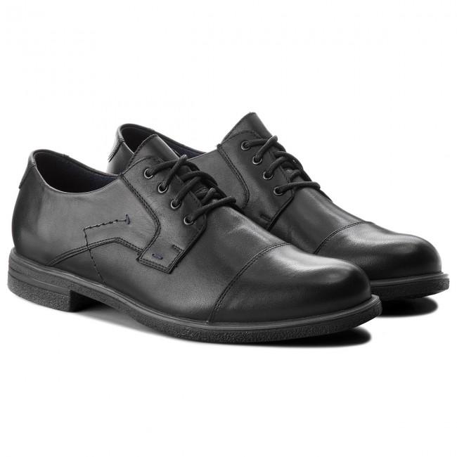Halbschuhe QUAZI - QZ-01-01-000002 101 - Elegante Schuhe - Halbschuhe - Herrenschuhe C4rKBPOD