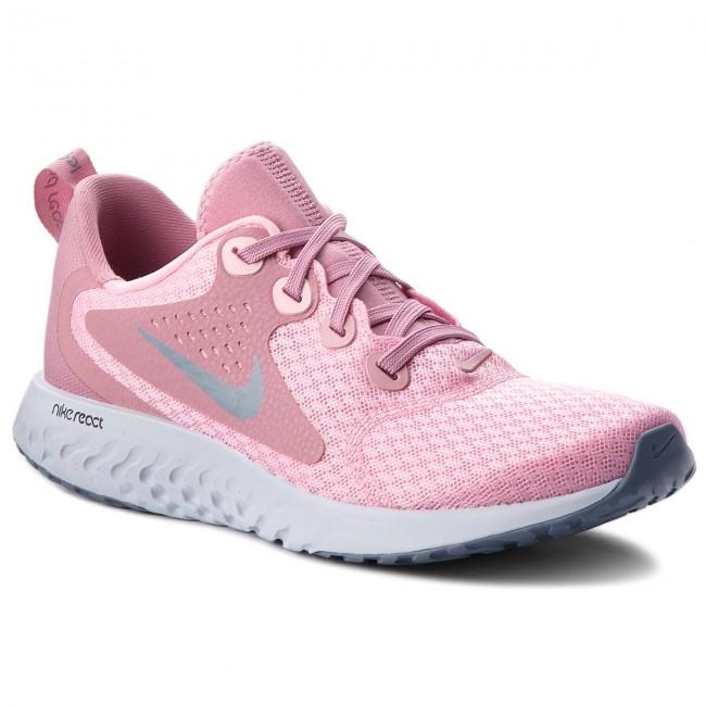 Schuhe NIKE Legend React (GS) AH9437 600 PinkAshen Slate