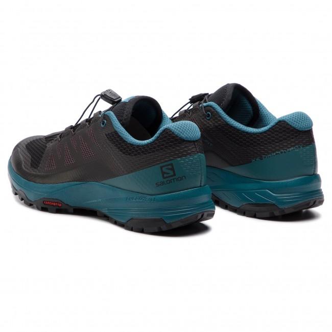 Schuhe SALOMON Xa Discovery 406619 27 W0 BlackMallard BlueEbony