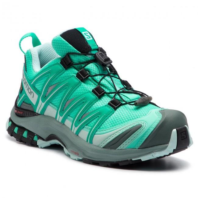 Morn 3D V0 GORE 20 GreenIcy SALOMON Xa 406722 TEX GreenVivid Electric Gtx Schuhe Pro W tshQxodCrB