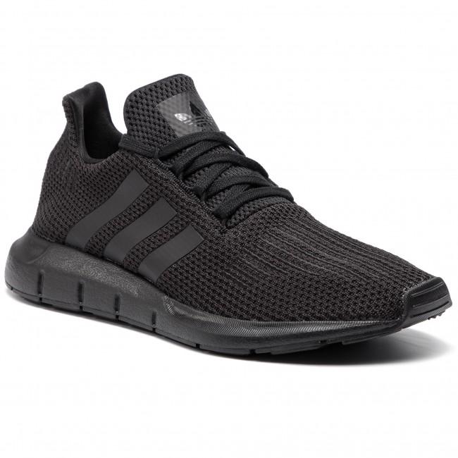 Schuhe AQ0863 Swift CblackCblackFtwwht adidas Run Pk0wO8n