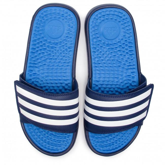 Pantoletten adidas - adissage Tnd F35564 DkBlue/FTwwht/Trublu - Pantoletten - Pantoletten und Sandaletten - Herrenschuhe LMSWVMVY