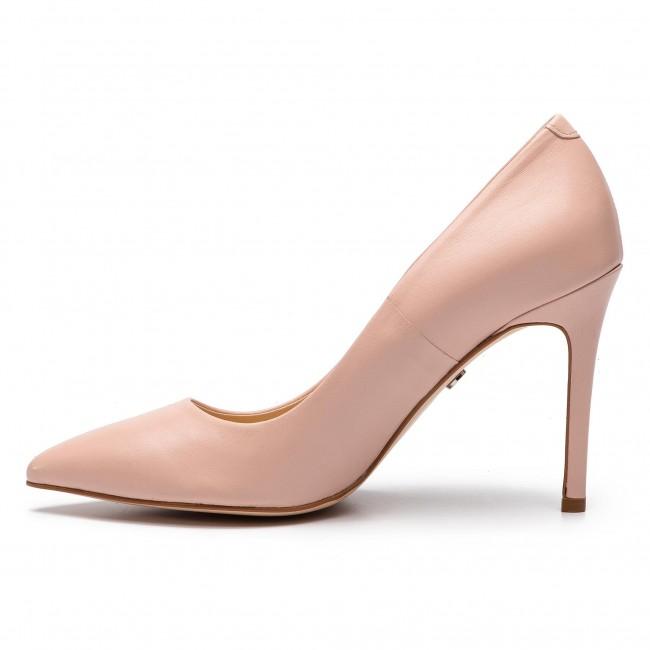 High Heels SOLO FEMME - 34201-A8-E06/000-04-00 Pudrowy Róż - High Heels - Halbschuhe - Damenschuhe ms6I4Ten