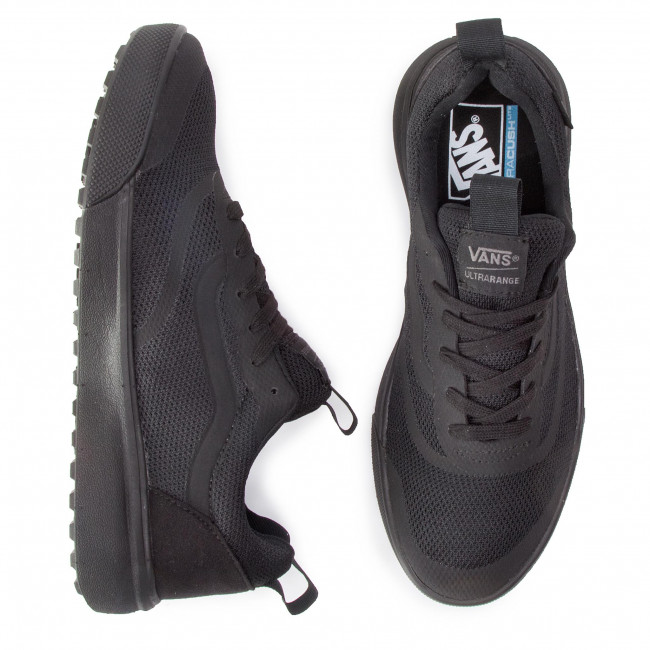 Sneakers VANS - Ultrarange Rapidw VN0A3MVUBKA1 Black/Black - Sneakers - Halbschuhe - Herrenschuhe WSxLmXZh