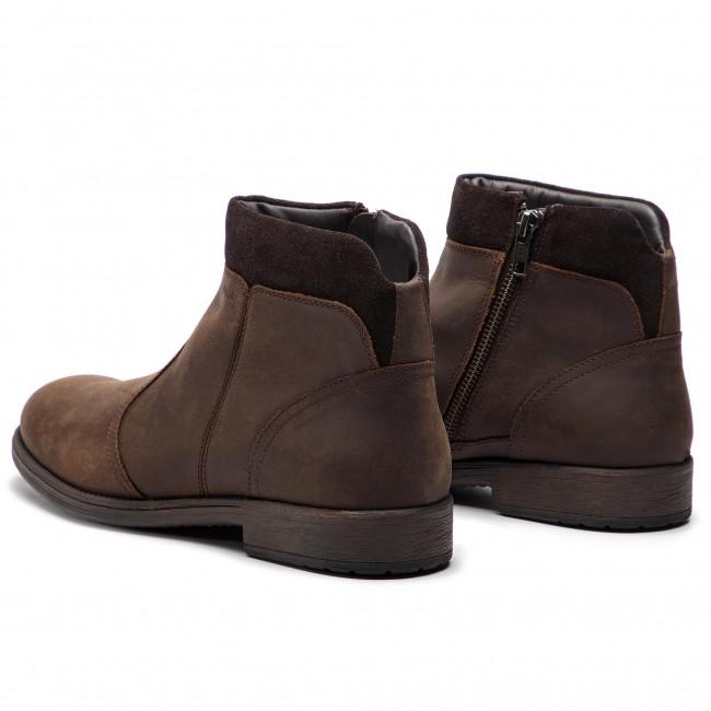 Stiefel GEOX U Jaylon F U84Y7F 0EM22 C6009 Coffee