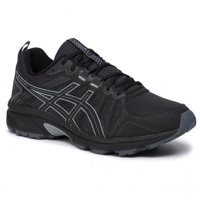 Schuhe ASICS Gel Venture 7 1011A560 BlacvkSheet Rock 001