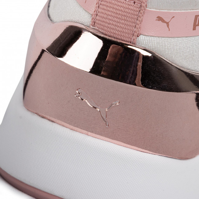 Sneakers PUMA - Muse X-2 Metallic Wn's 370838 03 Pastel Parchment/Rose Gold - Sneakers - Halbschuhe - Damenschuhe kFhfe1sS
