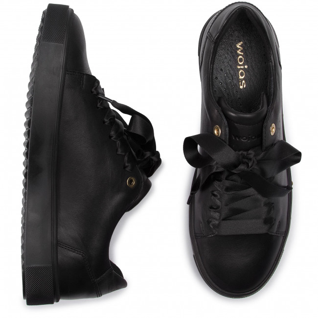 Sneakers WOJAS - 8537-51 Schwarz - Sneakers - Halbschuhe - Damenschuhe eGfnmVpz
