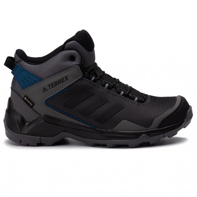 Schuhe adidas Terrex Eastrail Mid Gtx GORE TEX F36759 GrefouCblackGrethr