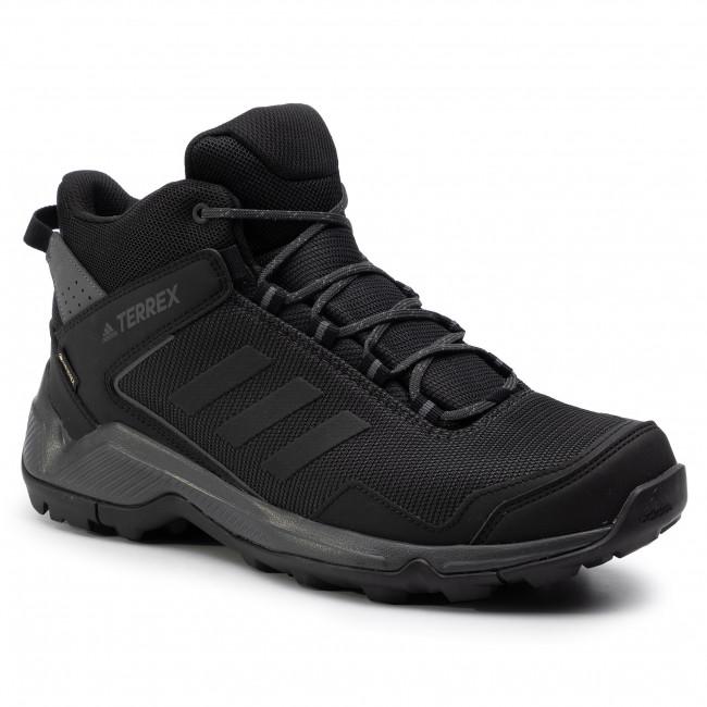 Schuhe adidas - Terrex Eastrail Mid Gtx GORE-TEX  F36760  Carbon/Cblack/Grefiv