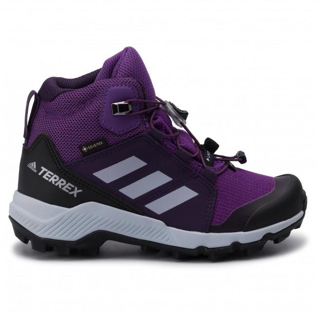 TEX Schuhe Terrex Gtx GORE BC0597 Mid K ActpurAerbluTrupnk adidas Aj4Rqc35L