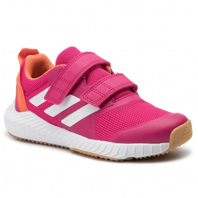 Schuhe adidas FortaGym Cf K G27200 RemagFtwwhtSemcor