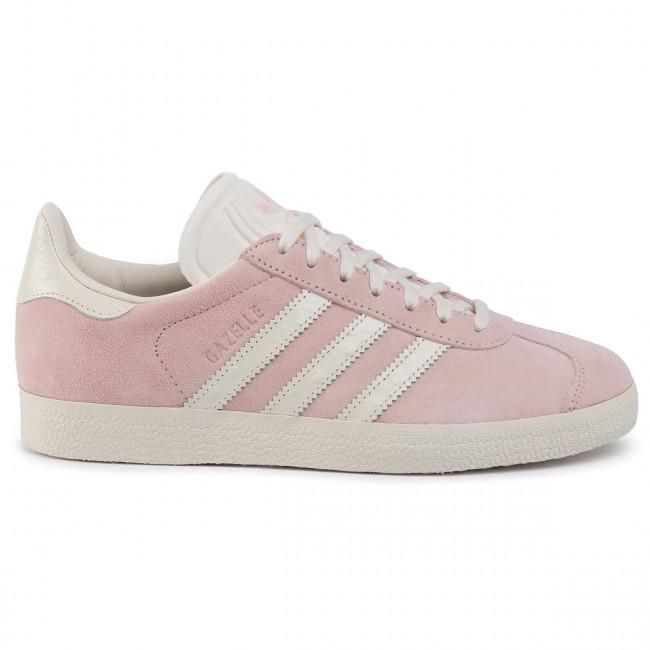 Sneakers mit Klettverschluss Gazelle Rosa Adidas Schuh Baby ,