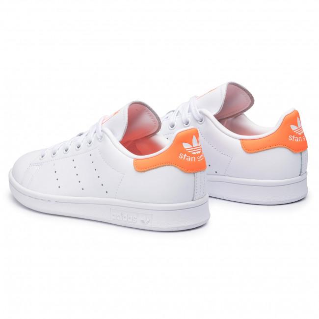 Schuhe adidas Stan Smith W EE5863 FtwwhtSorangFtwwht