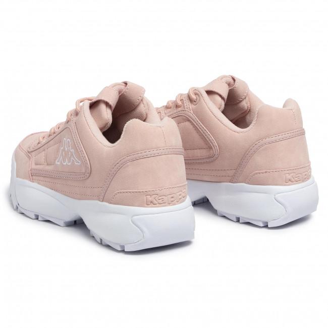 Sneakers KAPPA Rave Sc 242796 Rose 2121