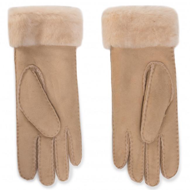 Handschuhe EMU AUSTRALIA - Apollo Bay Gloves Chestnut - Damen Handschuhe - Handschuhe - Leder-Galanterie - Zubehör JPeJ0eou