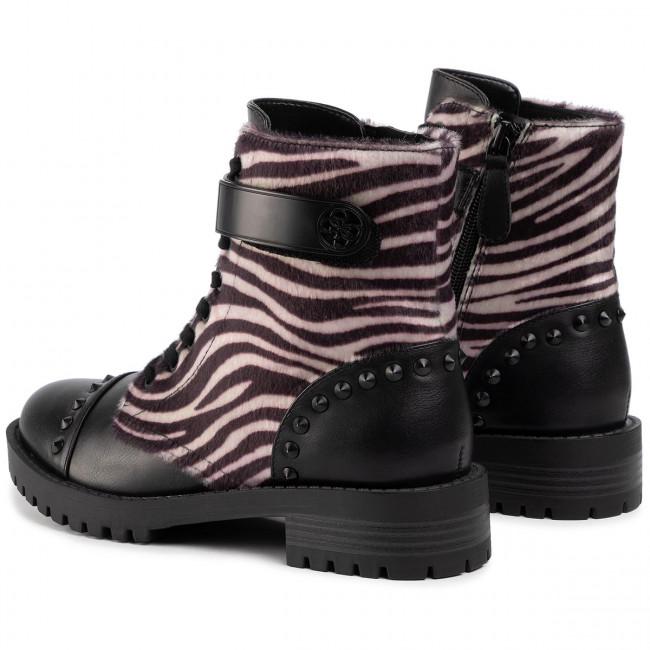 Heleigha Stiefeletten Fl8hha Guess Ele10 Zebra 2WDH9IYE