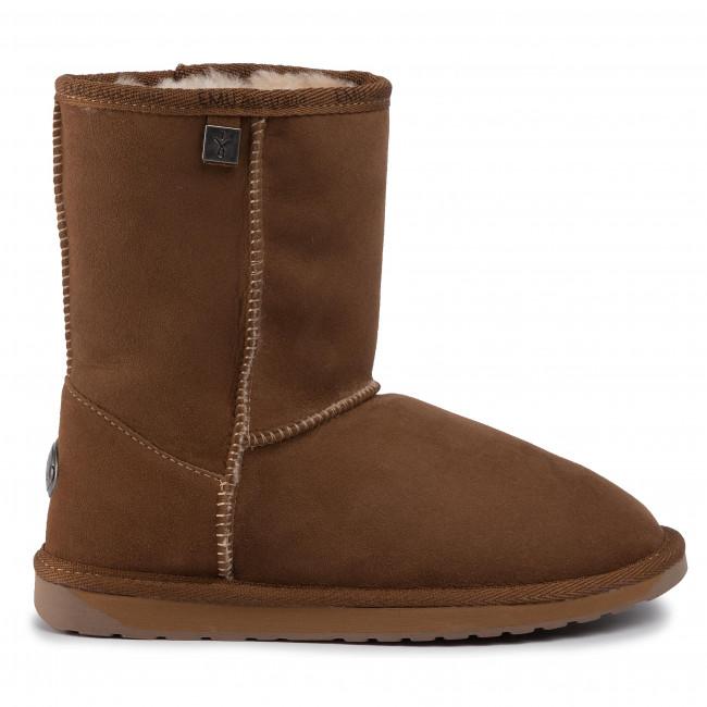 Schuhe EMU AUSTRALIA - Platinum Stinger Slim Lo WP20002 Chestnut - EMU - Stiefel und andere - Damenschuhe ZmiUpnVG