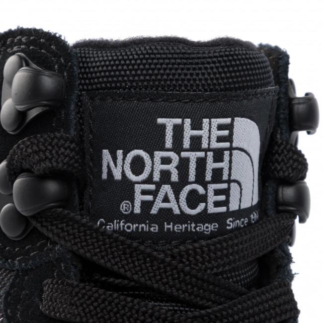 Trekkingschuhe THE NORTH FACE - Back-To-Berkeley Boot II T0A1MFKX7 Tnf Black/Tfn Black - Trekkingschuhe - Stiefel und andere - Damenschuhe dRVCR5J8