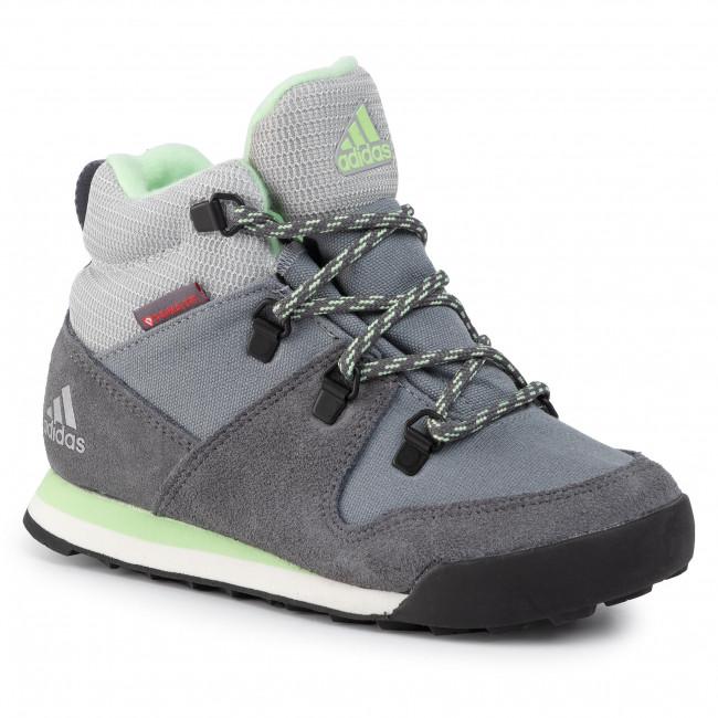 Adidas Boots Stiefel Outdoor Traxion Primaloft Gr 2,5 35