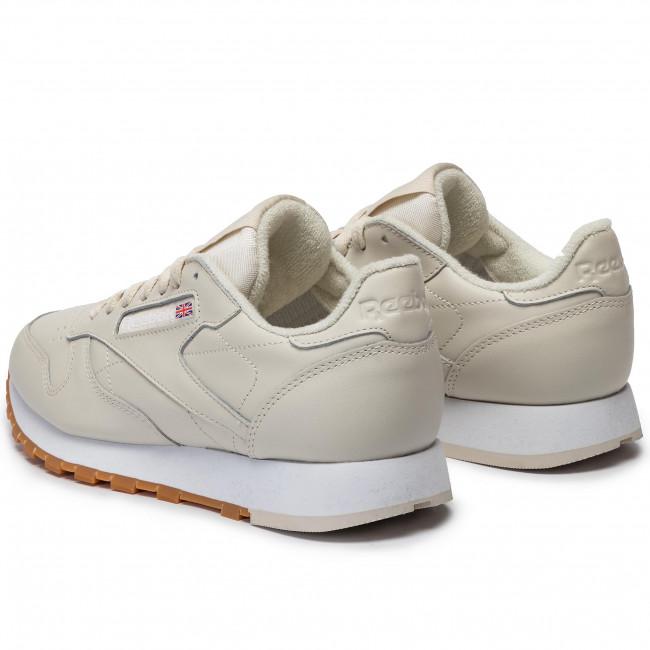 Schuhe Reebok Cl Leather Mu DV7171 AlabasterWhite