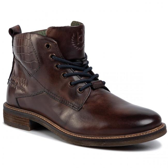 Stiefel BUGATTI 311 3773B 1100 6000 Brown