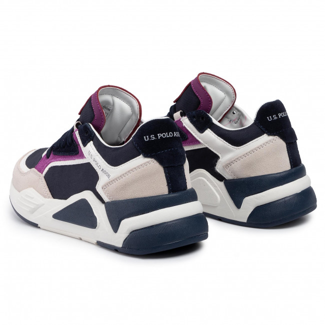 American Club Mädchen Halbschuhe Schnürschuhe Sneaker