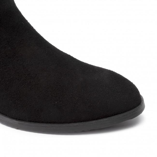 Stiefeletten MACCIONI - 9391.121.3611 Schwarz - Boots - Stiefel und andere - Damenschuhe 6FEB7Maa