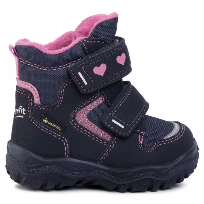 Details zu Superfit Kinder Mädchen GORE TEX® Halbschuhe Sneaker Schnürschuhe Schuhe grau