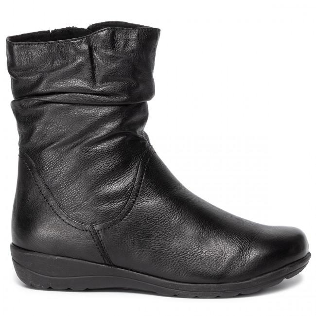 Stiefeletten CAPRICE 9 26406 23 Black Nappa 022