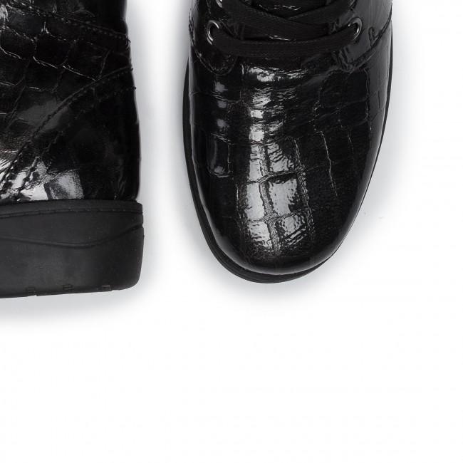 Stiefeletten CAPRICE - 9-25152-23 Black Croco 064 - Boots - Stiefel und andere - Damenschuhe aERIxYHh
