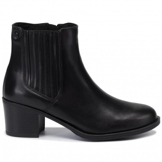 Stiefeletten CAPRICE - 9-25351-23 Black Nappa 022 - Boots - Stiefel und andere - Damenschuhe Hnp9AF6H